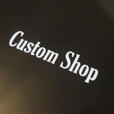 Custom Shop | Logo