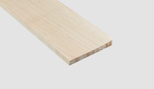 Maple fingerboard